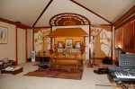 Swami's shrine